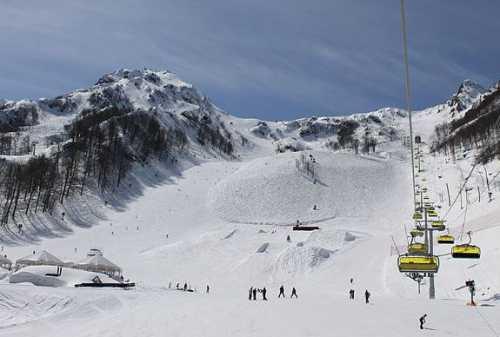 горнолыжные курорты польши